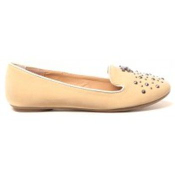 Zapatos Mujer Bailarinas-manoletinas Cassis Côte d'Azur Mocassins Rohan Beige Beige