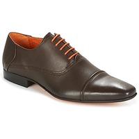 Zapatos Hombre Richelieu Carlington RIOCHI Marrón