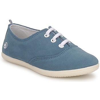 Zapatos Niños Zapatillas bajas Petit Bateau KENJI GIRL Azul
