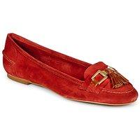 Zapatos Mujer Mocasín StylistClick NIAKO Rojo