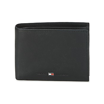 Bolsos Hombre Cartera Tommy Hilfiger JOHNSON CC AND COIN POCKET Negro