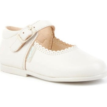 Zapatos Niña Derbie & Richelieu Angelitos 500 Blanco Blanco