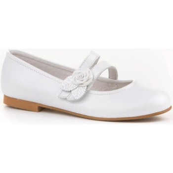 Zapatos Niña Derbie & Richelieu Angelitos COMUNION 990 Blanco Blanco