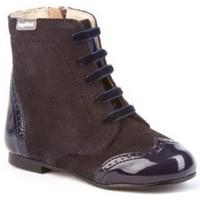 Zapatos Niña Botas urbanas Angelitos 599 Marino Azul