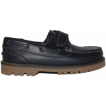 Zapatos Niño Zapatos náuticos Colores NAUTICO 105031 Azul