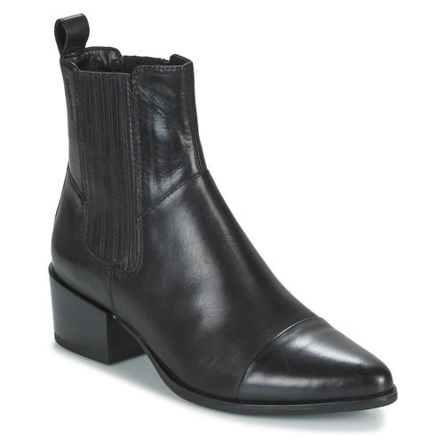 Recortes de precios estacionales, beneficios de descuento Vagabond MARJA Negro - Envío gratis Nueva promoción - Zapatos Botas de caña baja Mujer