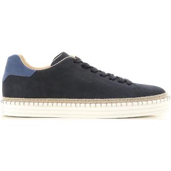 Zapatos Hombre Zapatillas bajas Hogan HXM2600AD506RN669E blu