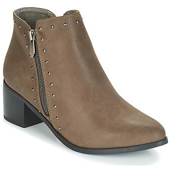 Zapatos Mujer Botines LPB Shoes JUDITH Kaki