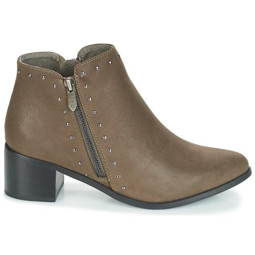 Botines Lpb Kaki Zapatos Judith Mujer Shoes n0XPOk8w
