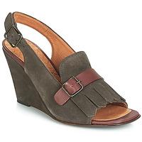 Zapatos Mujer Sandalias Chie Mihara  Gris