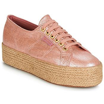 Zapatos Mujer Zapatillas bajas Superga 2790 LINRBRROPE Rosa