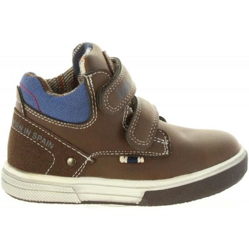 Zapatos Niños Botas de caña baja Lois Jeans 46011 Marrón