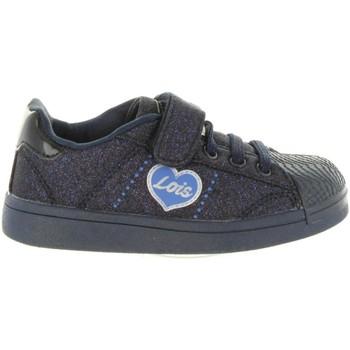 Zapatos Niña Zapatillas bajas Lois Jeans 46065 Azul