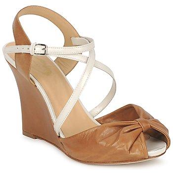 Zapatos Mujer Sandalias Paul & Joe MYRTI Camel / Crudo