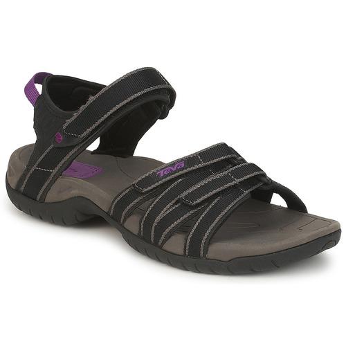 Zapatos promocionales Teva TIRRA Negro / Gris  Casual salvaje