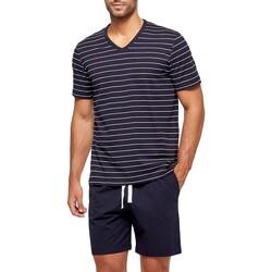 textil Hombre Pijama Impetus GO63024 039 Azul