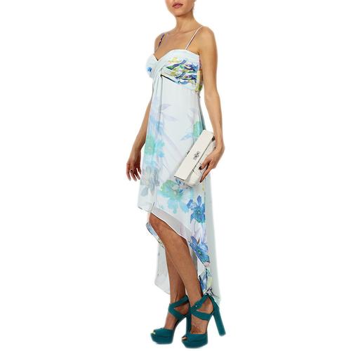 textil Mujer vestidos largos Kocca Vestido Marapinn Multicolor