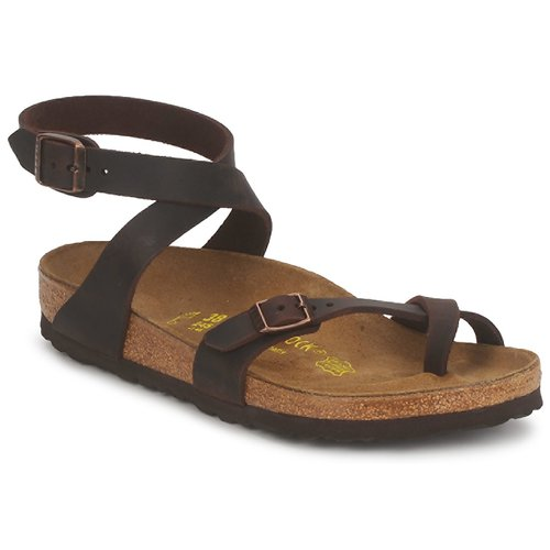 Gran YARA descuento Zapatos especiales Birkenstock YARA Gran PREMIUM Marrón 8b2b0b