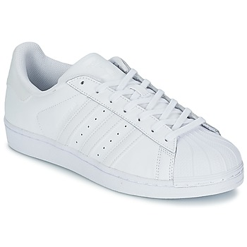 Zapatos Zapatillas bajas adidas Originals SUPERSTAR FOUNDATION Blanco