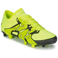 Zapatos Hombre Fútbol adidas Performance X 15.1 FG/AG Amarillo