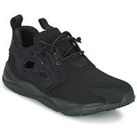 Zapatos Hombre Zapatillas bajas Reebok Classic FURYLITE Negro