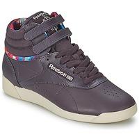 Zapatos Mujer Zapatillas altas Reebok Classic F/S HI GEO GRAPHICS Violeta