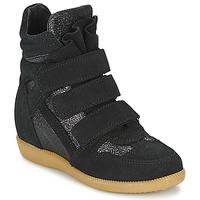 Zapatos Niña Zapatillas altas Acebo's MILLIE Negro