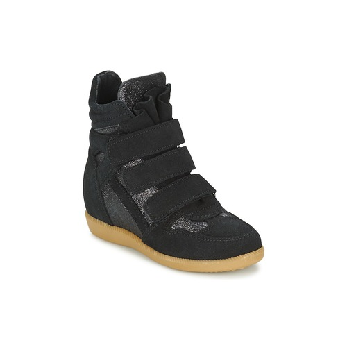 Acebo's MILLIE Negro - Envío gratis | ! - Zapatos Deportivas altas Nino