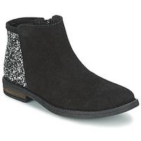 Zapatos Niña Botas de caña baja Acebo's MERY Negro