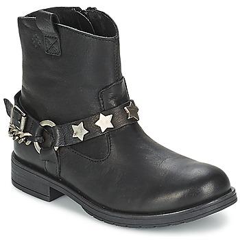 Zapatos Niña Botas de caña baja Acebo's JERIE Negro