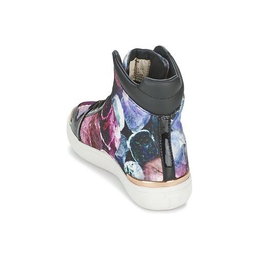 Zapatillas NegroMulticolor Altas Altas Mujer Zapatillas Altas NegroMulticolor Zapatillas Mujer IDWEH29