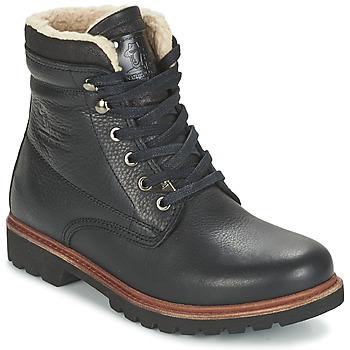 Zapatos Hombre Botas de caña baja Panama Jack PANAMA Negro