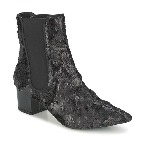 RAS ANAHI Negro - Envío gratis Nueva promoción caña - Zapatos Botas de caña promoción baja Mujer 151,00 2c5adf