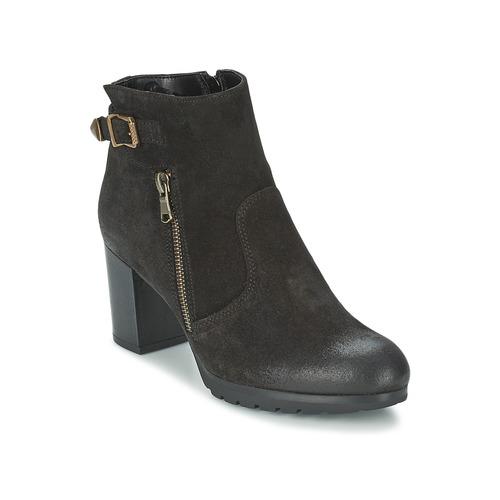 Casual salvaje Zapatos especiales Samoa FINOLER Negro
