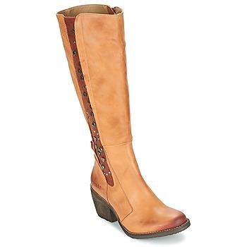 Zapatos Mujer Botas urbanas Dkode LEANNE COGNAC