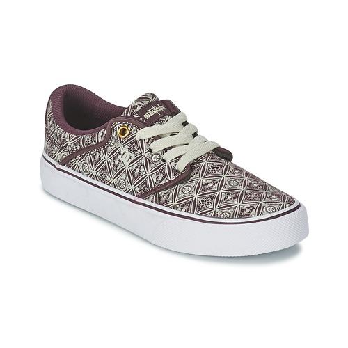 Zapatos Mujer Zapatillas bajas DC Shoes MIKEY TAYLOR VU Syrah
