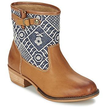 Zapatos Mujer Botas de caña baja Roxy CLYDE Marrón
