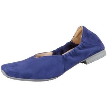 Zapatos Mujer Derbie & Richelieu Think Gaudi Azul marino