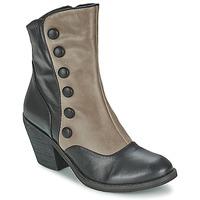 Zapatos Mujer Botines Lola Ramona GRINGO Gris