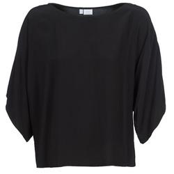textil Mujer Tops / Blusas Alba Moda 202586 Negro