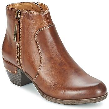 Zapatos Mujer Low boots Pikolinos ROTTERDAM MILI 902 Marrón