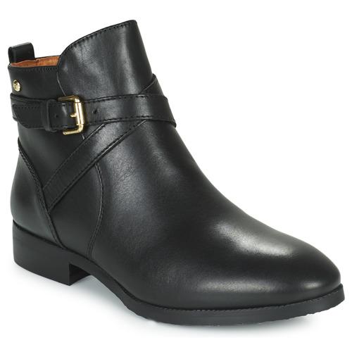 Zapatos Mujer Botas de caña baja Pikolinos ROYAL BO Negro