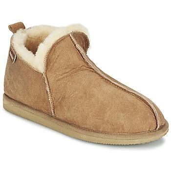 Zapatos Hombre Pantuflas Shepherd ANTON Marrón