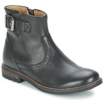 Zapatos Niña Botas de caña baja Shwik WACO BASE Negro