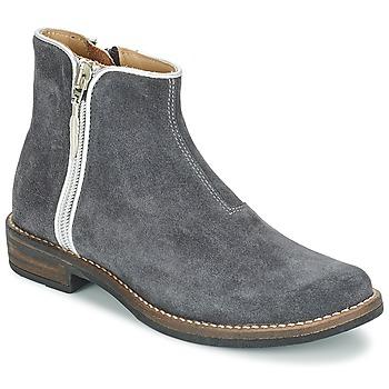 Zapatos Niña Botas de caña baja Shwik TIJUANA BIDING Gris