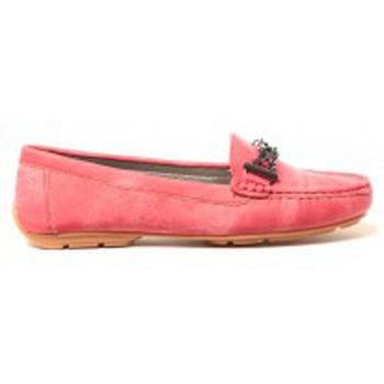 Zapatos Mujer Bailarinas-manoletinas Cassis Côte d'Azur Mocassins Marceline Rouge Rojo