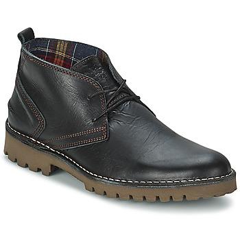 Zapatos Hombre Botas de caña baja TBS MAXIME Negro