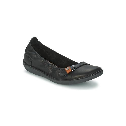 Cómodo y bien parecido Zapatos especiales TBS MALINE Negro