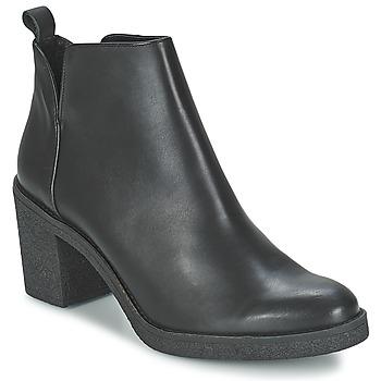 Zapatos Mujer Botines Miista KENDALL Negro