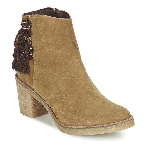 Zapatos Mujer Botines Miista BRIANNA Marrón